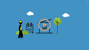 engie health and safety animated video production