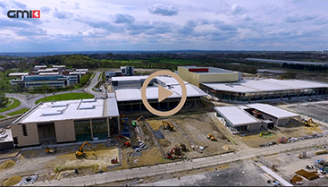 GMI Thorpe drone Video