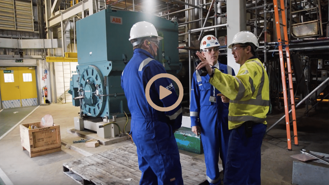 engie life saving rules health and safety animated training video production