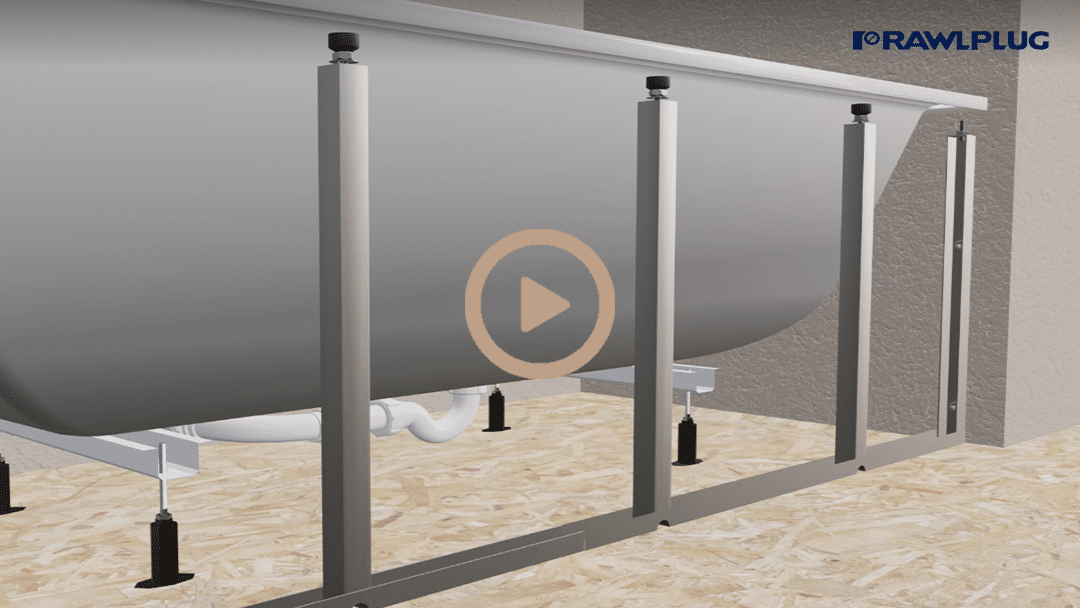 Rawlplug 3D Animated Video