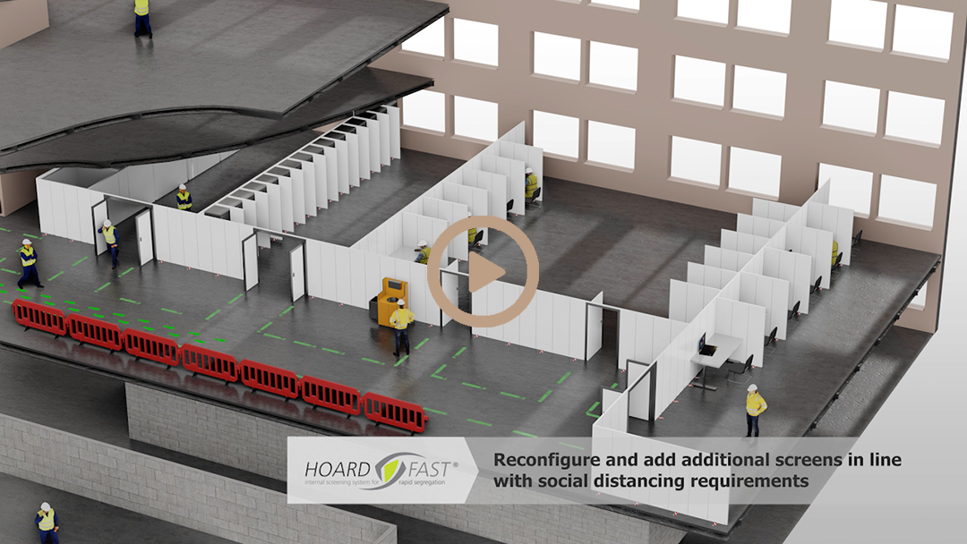 Practical Social Distancing Solutions | 3D Animated Video Production