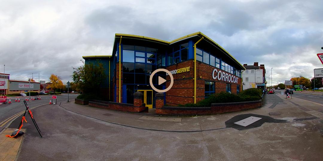 Corrocoat 360 video production