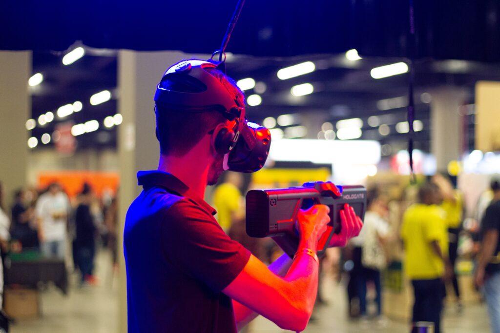 Virtual Reality Video Production 1