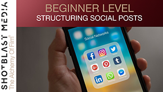 How to Structure your Social Posts: Beginner level 5