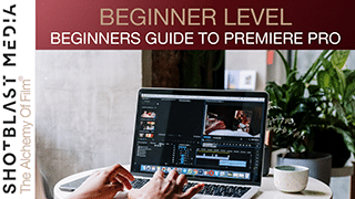 Beginners guide to Adobe Premiere Pro: Beginner level 6