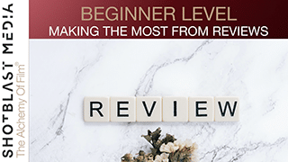 Making the Most from your Reviews: Beginner level 9