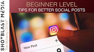 Tips for better Social Posts: Beginner level 6