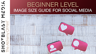 Image Size Guidelines for Social Media: Beginner level 3